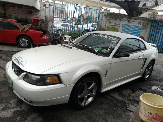 Ford Mustang 4.6 Gt Base 5vel Tela Mt 2003