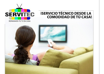 Servicio Técnico De Smart Tv Led Lg Samsung A Domicilio Caba