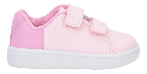 Zapatillas Topper Capitan Duo Rosa De Bebes