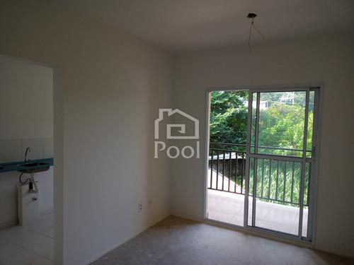 Imagem 1 de 30 de Apto Novo 2 Dorms. 1 Suite - Varanda - Vaga Coberta - Pq Assunção - Oportunidade !!!  - 681