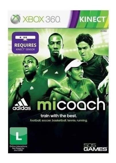Micoach Xbox 360 Seminovo