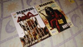 Deadpool Volumes 2 E 3