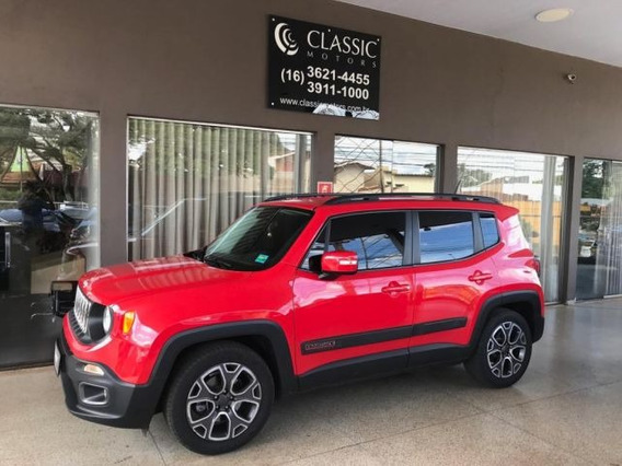 Jeep Renegade Longitude 1.8 16v Flex, Lsc3129