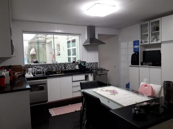 Sobrado Com 2 Dormitórios À Venda, 90 M² Por R$ 530.000,00 - Alto Da Mooca - São Paulo/sp - So1786