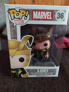 Funko Pop Loki 36 (vaulted)