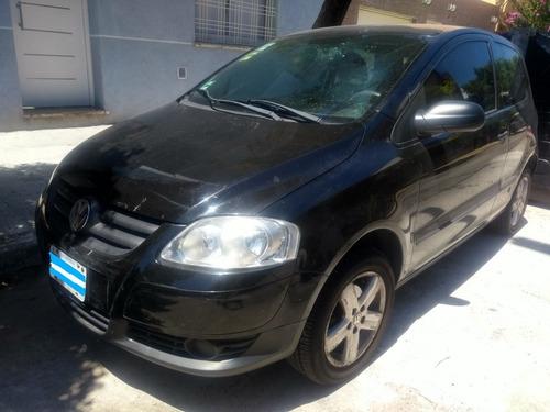 Volkswagen Fox 2008 1.6 Comfortline 3 P
