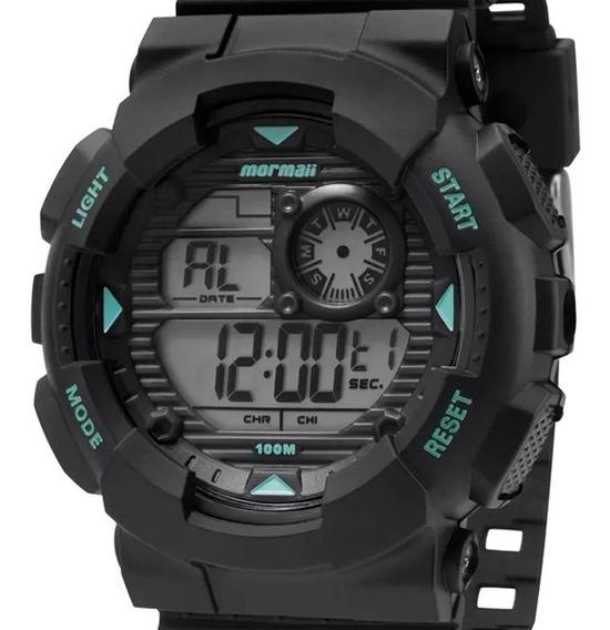 Relógio Mormaii Masculino Mo3415/8a C/ Garantia E Nf