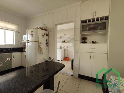 Imagem 1 de 23 de Casa À Venda, 164 M² Por R$ 570.000,00 - Vila Mimosa - Campinas/sp - Ca0535