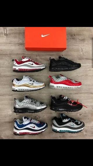 Zapatos Nike 98 Zapatos Deportivos en Mercado Libre Venezuela