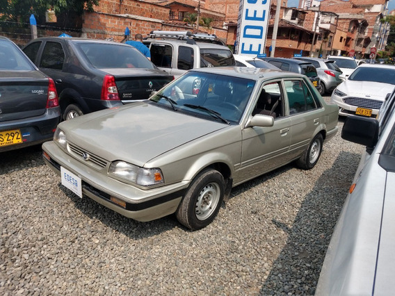 Mazda 323 Mec Sedan 1992