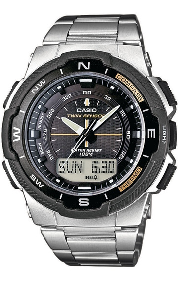 Clocklovers- Relógio Casio Sgw-500hd-1bvdr
