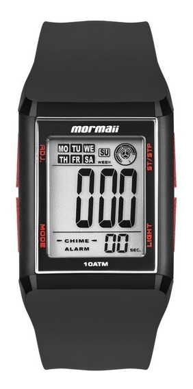 Relógio Mormaii Masculino Mo1800/8r C/ Garantia E Nf