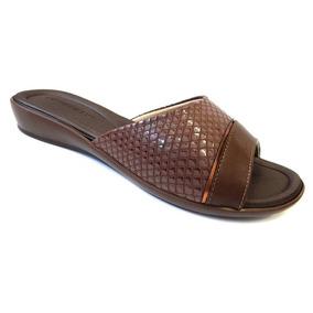 c27030aa7d Piccadilly Conforto Chinelo Rasteira Marrom Frete Gratis - Sapatos ...
