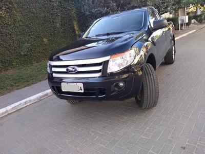 Ford Ranger 2.5 Xls Cab. Simples 4x2 Flex 2p 2015