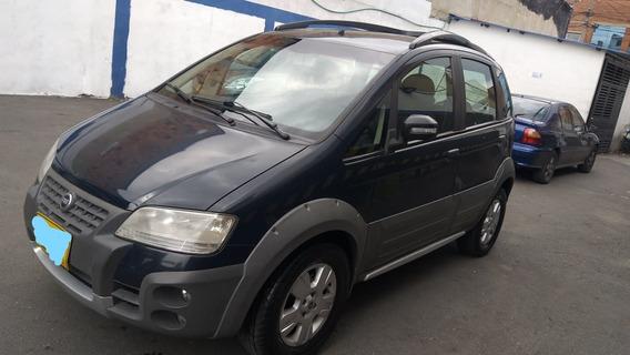 Fiat Idea Adventure Mt 1800, 5 Puertas -buen Estado