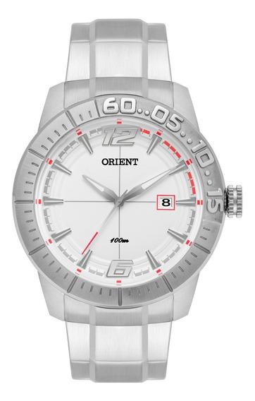 Relógio Orient De Fábrica, Original, Masculino Mbss1254 Svsx