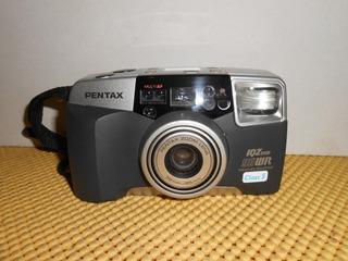 Camara Fotográfica Pentax Iqzoom 95wr De 35mm(01)