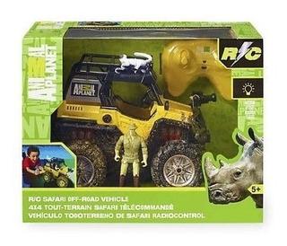 Camion Zafari Animal Planet