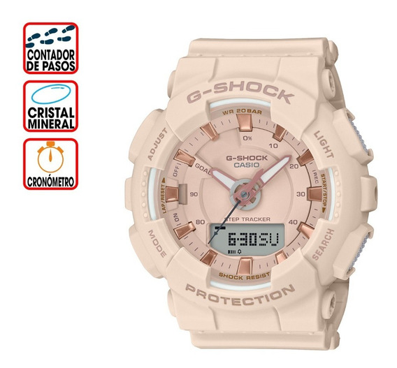 Reloj Casio G-shock S-series Gma-s130pa-4a