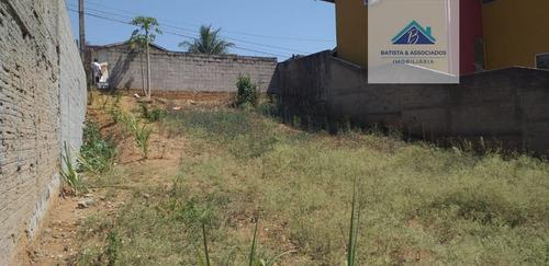 Imagem 1 de 9 de Terreno A Venda No Bairro Jardim Tamoio Em Campinas - Sp.  - 2877-1