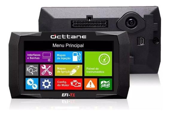Injeção Programável Octtane Efi T1 Touchscreen Chicote 3m