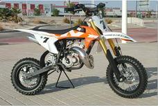 Mini Moto 50cc Cross Niño Tipo Ktm 50junior Reserva La Tuya