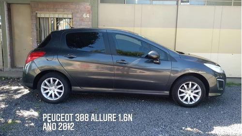 Peugeot 308 1.6 Allure 2012