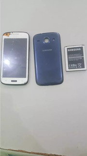 Celular Samsung I 8262 Touch E Displey Quebrado Os 001