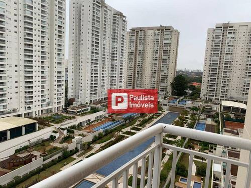 Imagem 1 de 30 de Sala Para Alugar, 65 M² Por R$ 2.700,00/mês - Chácara Santo Antônio (zona Sul) - São Paulo/sp - Sa1533