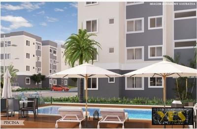 Apartamento Com Parcela De 300 Reais !!! - 3437 Hg