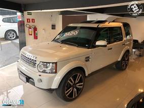 Land Rover Discovery 4 5.0 Hse 4x4 V8 32v Blindado