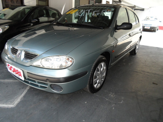 Renault Megane 1.6 2000 Cinza