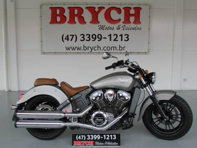 Indian Scout 1133 Abs 6.482km 2016 R$40.900,00.