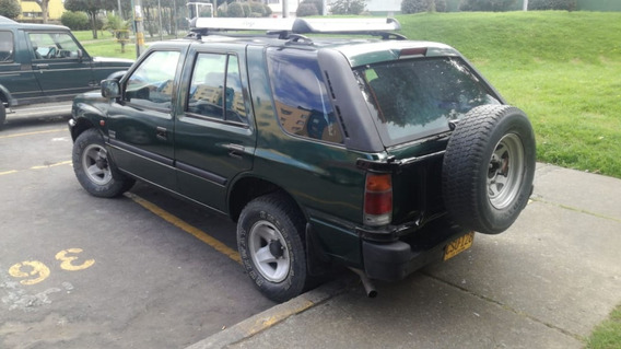 Chevrolet Rodeo 4x4 2001