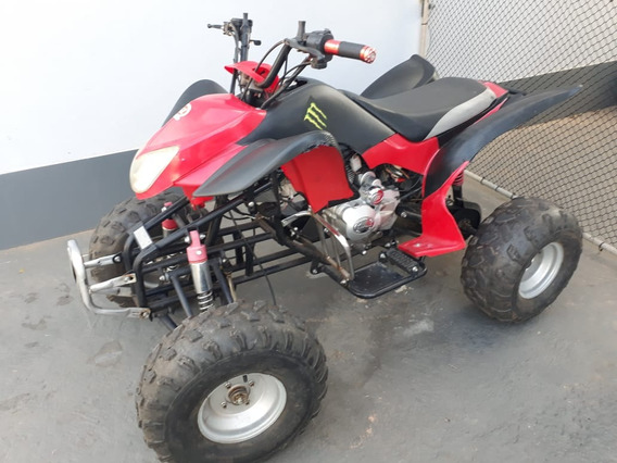 Quadriciclo Barzi Motors 200 Cc - Ipiranga - Baixou O Preço