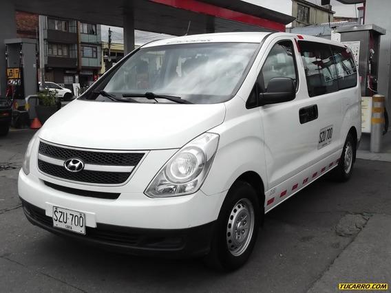 Hyundai H1 Microbus 2500cc