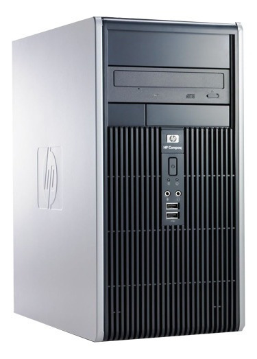 Computador Hp Compaq Dc5850 Athlon Dual Core 2gb Ram Hd 80gb