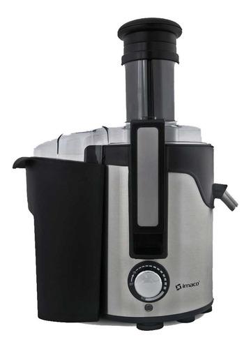 Extractor De Jugos Imaco  Fruta Completa Je850fc  Acero 850w
