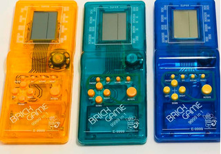 Maquinita Tetris Retro Juego Cadaques