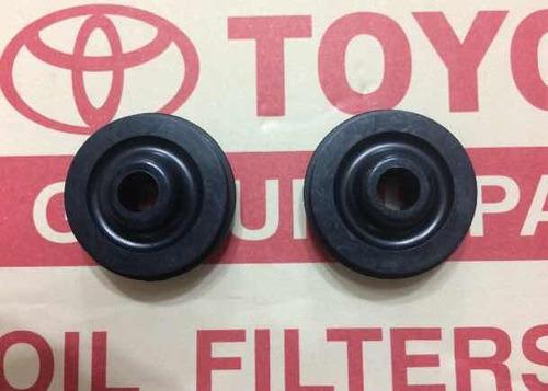 Arandela Sello D Tapa Valvulas Toyota Corolla Original Juego