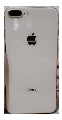 iPhone 8 Plus 64gb Dourado Golden - Usado - Tela 5,5 Pol