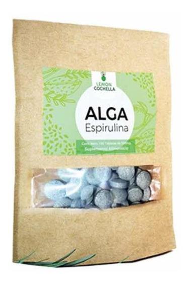 Alga Espirulina Lemon Cochella. 1 Bolsa (sup. Dietetico)