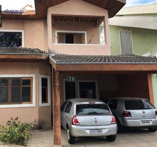 Imagem 1 de 20 de Casa Com 4 Dormitórios À Venda, 240 M² Por R$ 954.000,00 - Jardim América - São José Dos Campos/sp - Ca2555