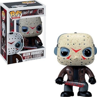 Funko Pop Friday The 13th Jason Voorhees 01 Original