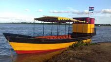 Paseo De Medio Dia En El Rio Paraguay