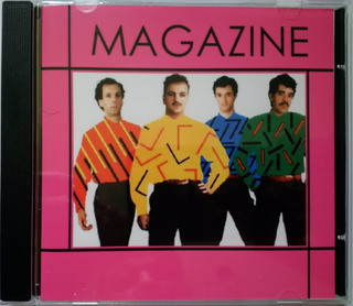 Cd Magazine (1983) Sou Boy, Tic Tic Nervoso