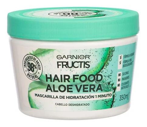 Mascarilla Fructis Hair Food Alóe 350ml