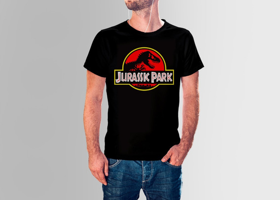 Playera Jurassic Park !! Envío Gratis!