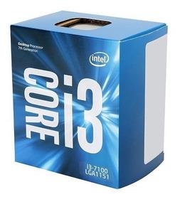 Processador Cpu Intel Core 7ª Geração I3-7100 Lga1151 3.9ghz
