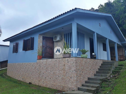 Imagem 1 de 19 de Casa Com 2 Dormitórios À Venda, 143 M² Por R$ 370.000,00 - Rincao Gaucho - Estância Velha/rs - Ca3119